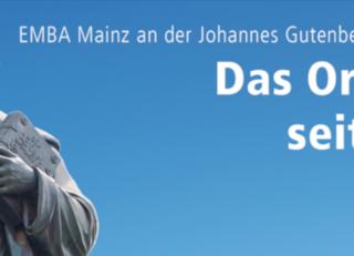SZ Bildung - Johannes Gutenberg-Universität Mainz - 2017 EMBA Image Scroller Startseite 1280x720 320x231