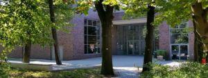 Campus Griebnitzsee Postdam
