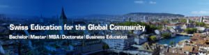 Swiss Eudcation for the Global Community
