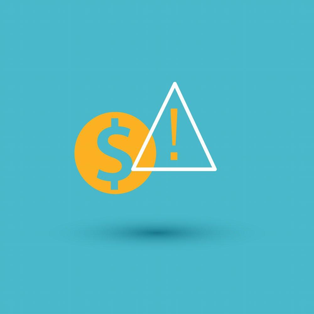 RheinAhrCampus, Financial Risk Management Icon