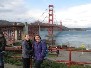 SZ-Bildungsmarkt Auslandsreise Golden Gate