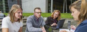 Studienarbeit am Campus Potsdamm