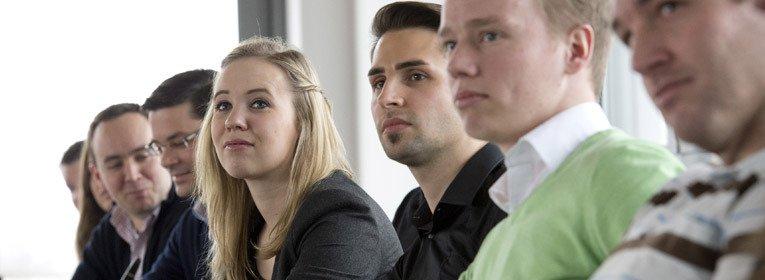 Seminar EMBA Programm Uni Mainz Studenten