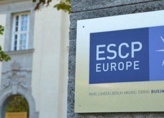 ESCP Europe MBA Programm Lofo