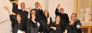 Hutwurf Absolventen MBA Gesundheitsmanagement (FHWS)