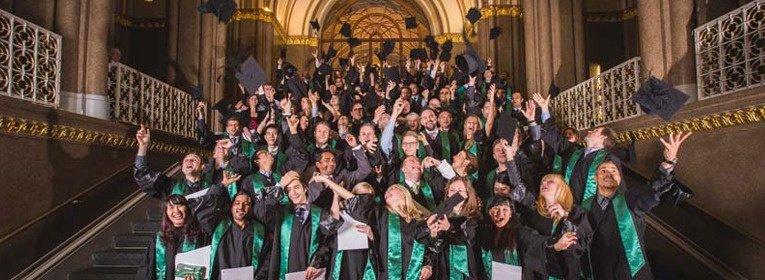Graduierung HWR Berlin MBA