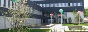 Campus Innenhof Hochschule Kempten