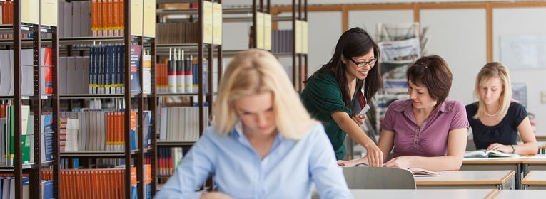 MBA Hochschule Landshut Bibliothek