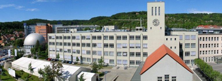 Panorama Jenaer Akademie
