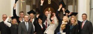 Absolventen MBA EM Insurance Hutwurf