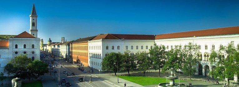 Lehrturm LMU München EM Insurance