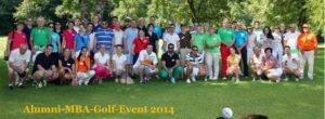 MBA Programm hfwu Golfevent