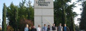 Fresno Austauschprogramm MBA hfwu Finance Management