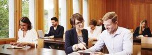 Lesesaal Universität zu Köln MBA