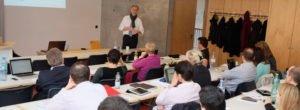 MBA Dozent Vorlesung Uni Potsdam