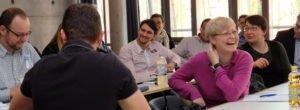 Uni Potsdam MBA Studierende Vorlesung