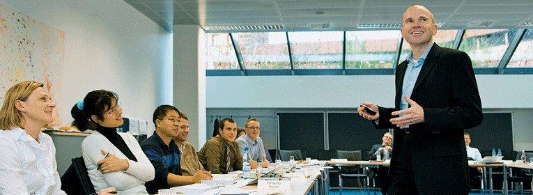 Studierende MBA Business Management WFA Nürnberg