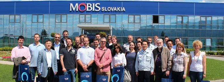 Professional MBA Automotive Industry MBA Teilnehmer in der Slowakei