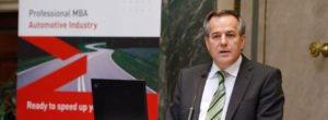 Professional MBA Automotive Industry Wien Vorlesung Wolf