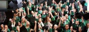 MBA-Programm der FOM Fernuniversität Abschlussklasse