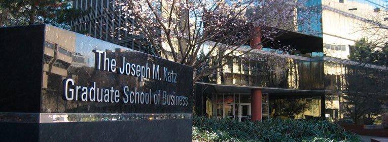 Joseph M. Katz Graduate School of Management Pittsburgh