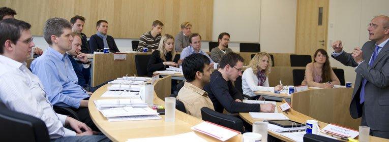 MBA Augsburg Seminar