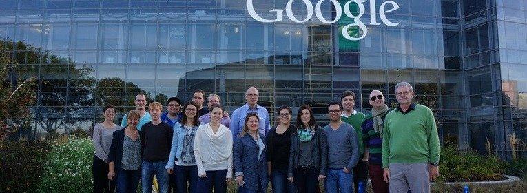 MBA Nürtingen-Geislingen Ausflug Google