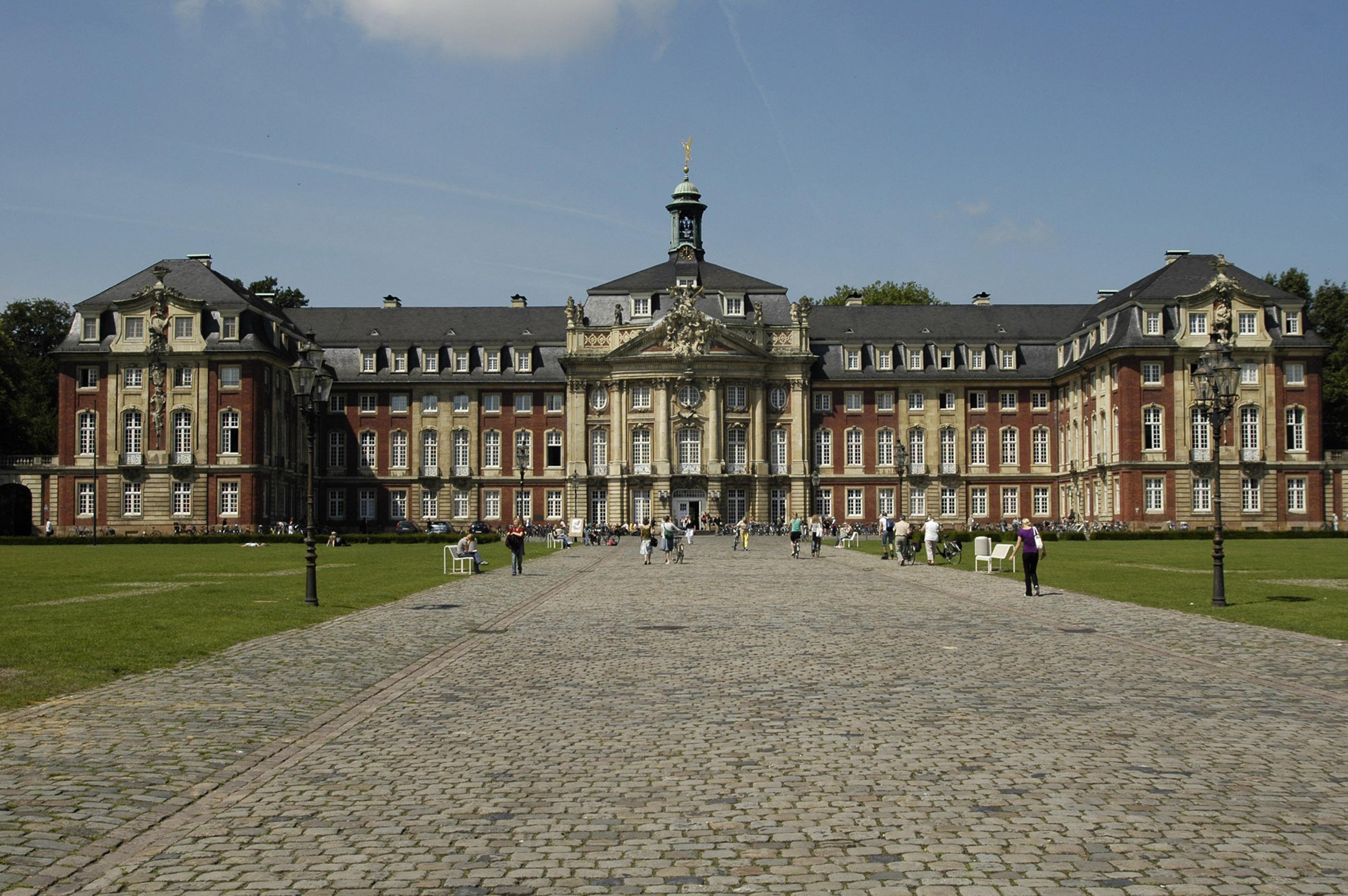 Park der Uni Potsdam