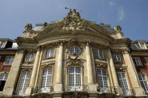 Balkon der Uni Potsdam