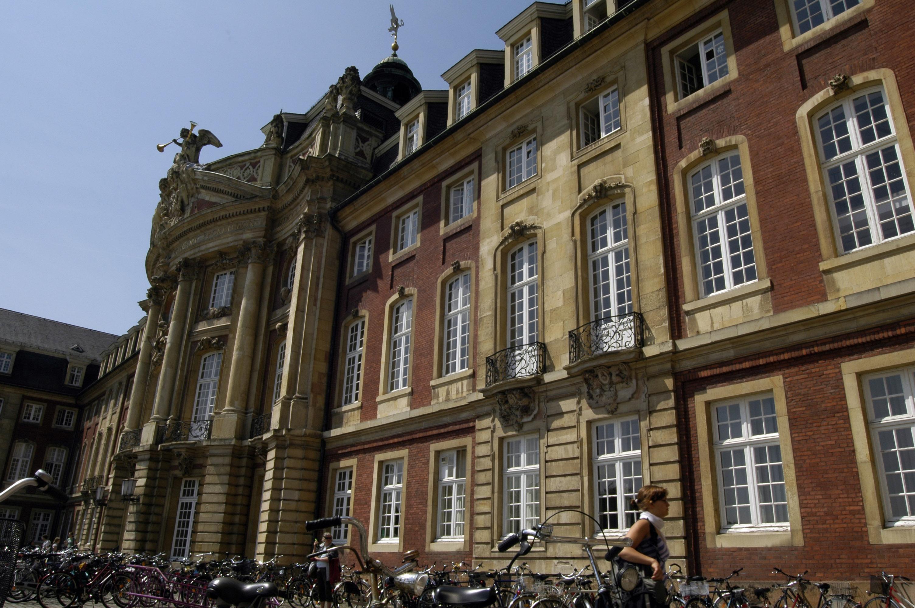 Hauptgebäude der Uni Postdam