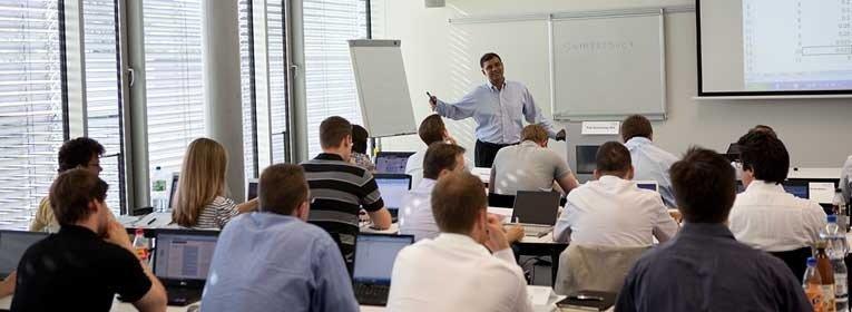 GGS Studierende Dozent Vorlesung