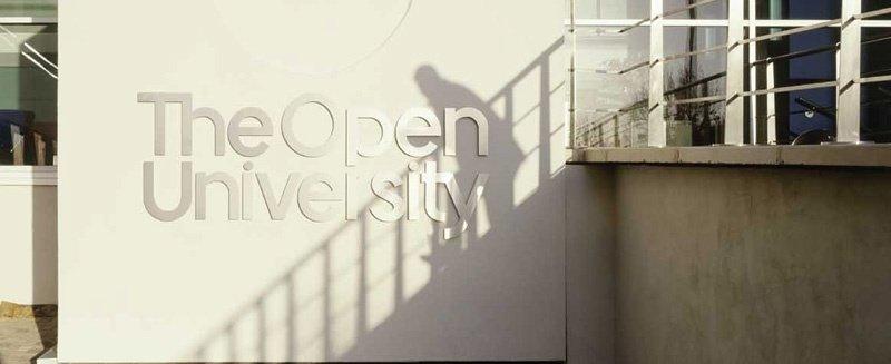 Open University Campus Schatten