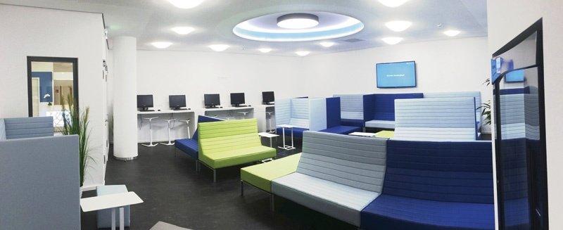 HS Fresenius Berlin Lounge