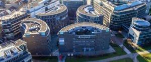 HS Fresenius Köln von oben
