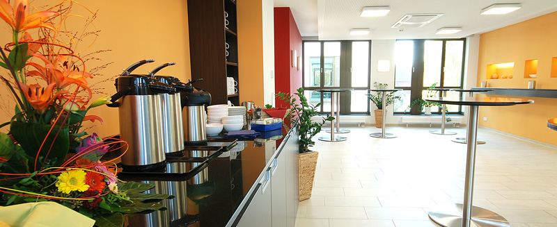 LLM Uni Münster Campus Café