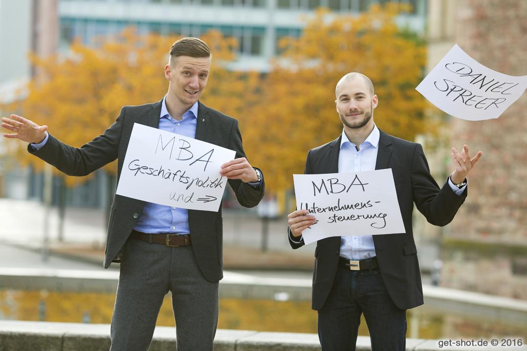 MBA Unternehmenssteuerung