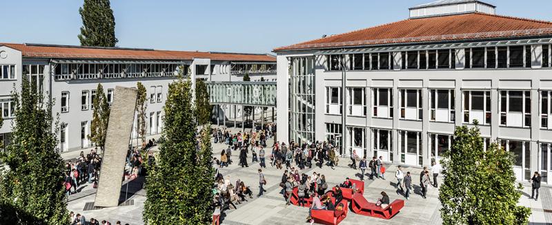 MBA Hochschule Landshut Campus