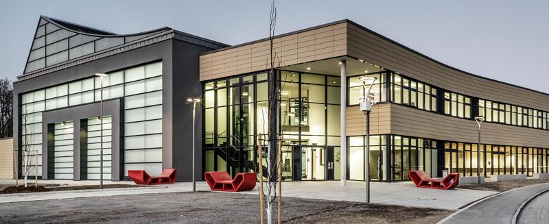 MBA Hochschule Landshut Campus Architektur