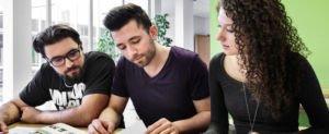 MBA Hochschule Landshut Gruppenarbeit