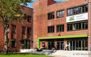 MBA IST-Hochschule Campus