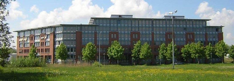 Allensbacher Hochschulgebäude aussen