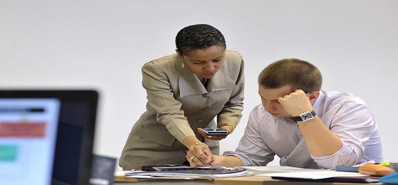 SBS Online MBA teaching