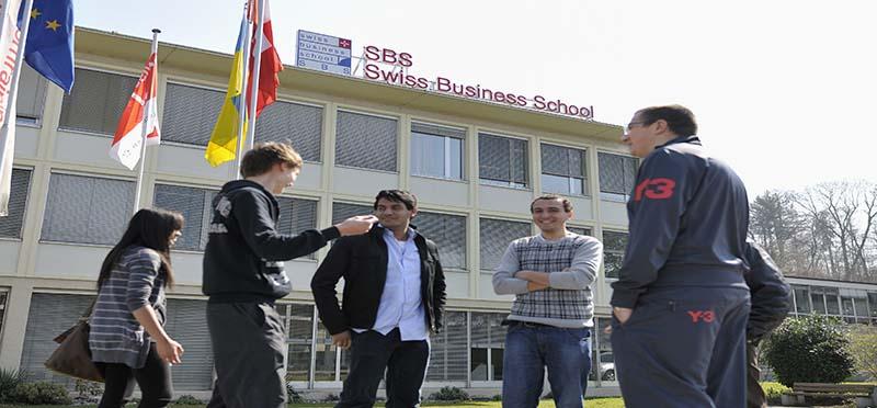SBS Online MBA campus