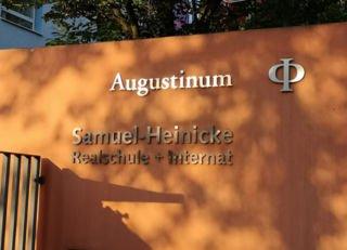 Samuel-Heinicke-Realschule Eingang, Teaser