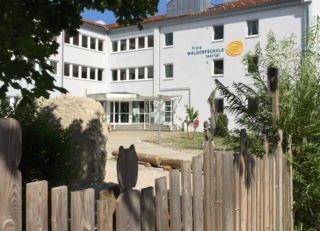 Waldorfschule Isartal, Schulgebäude