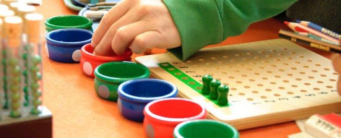 SZ Bildung - Montessori Inning Material 669x272
