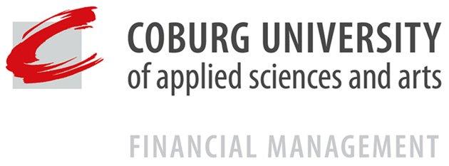 Logo Hochschule Coburg MBA Financial Management