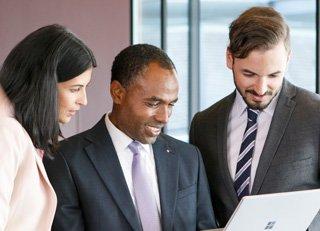 MCI, Teaser, Executive MBA
