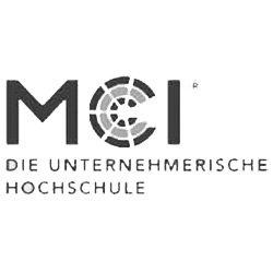 MCI Logo grau
