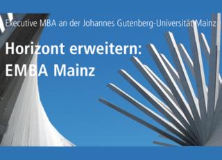 Uni Mainz, EMBA Teaser